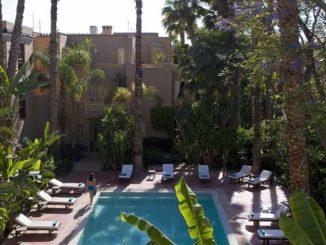 Qu'est-ce qu'un riad ? Hotel, Marrakech, Maroc