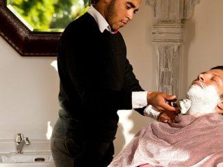 Barbier Marrakech Jardins de la Médina