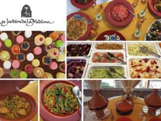 Brunch, buffet, dimanche, Marrakech, Jardins de la Médina