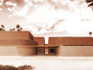 Musée Yves Saint Laurent Marrakech Musée