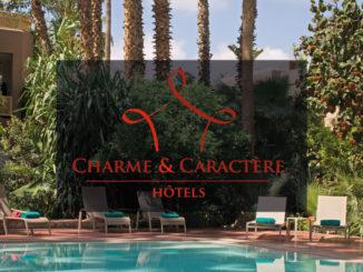 Hoteml de charme et de caractère Marrakech