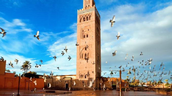 Ville de Marrakech