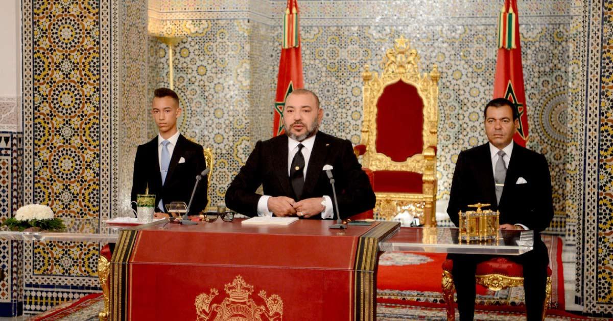 עשרות אלפי אנשי עסקים ישראלים כבר מושקעים במרוקו וההסתערות על מרוקו רק מתגברת Famille-royale-Maroc1